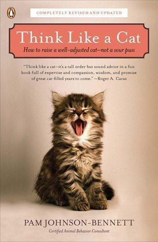 Think Like a Cat by Pam Johnson-Bennett