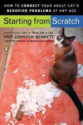 startingfromscratchbook Turn an Outdoor Cat into an Indoor Cat
