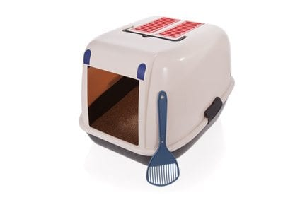Fotolia 22793720 XS Covered Litter Boxes: The Real Scoop