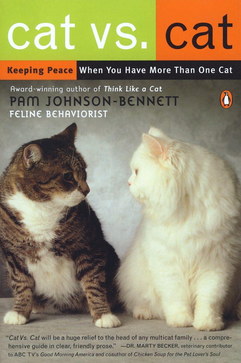 Cat vs. Cat by Pam Johnson-Bennett