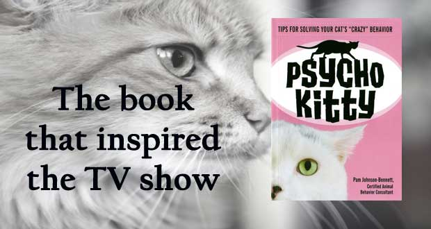 Psycho Kitty by Pam Johnson-Bennett