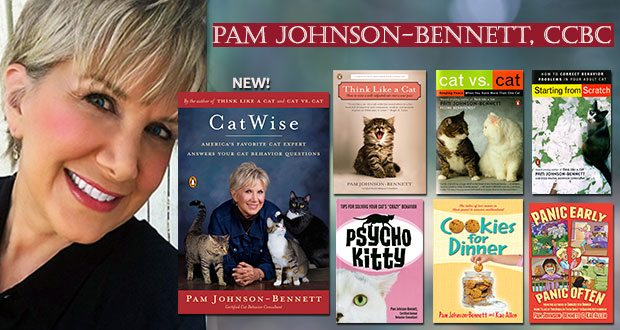 Books by Pam Johnson-Bennett