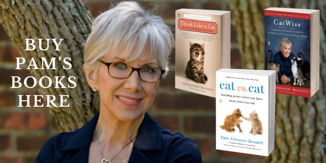 author pam johnson-bennett with her books