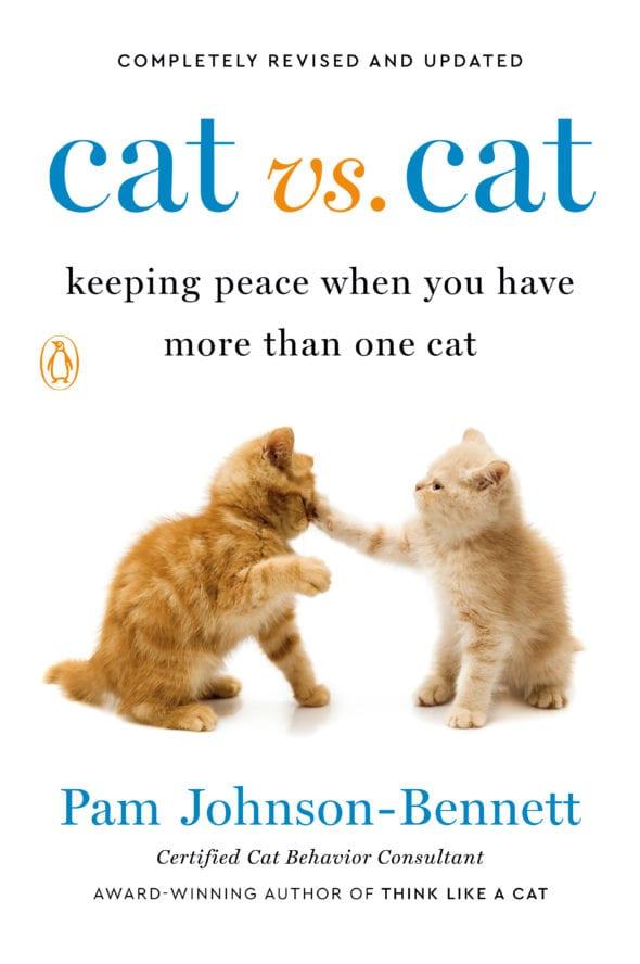 cat vs cat by pam johnson-bennett