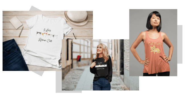 apparel for women